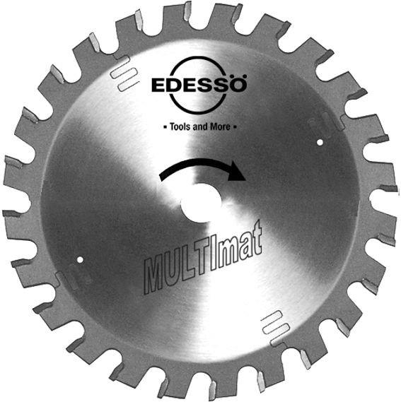 HM Kreissägeblatt-MULTImat D 160 mm Z=36 Bohrung 16 mm