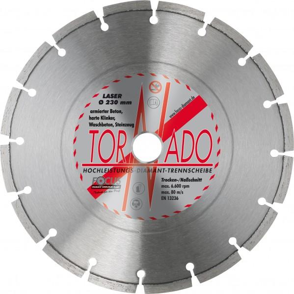 Tornado Laser Diamant Trennscheibe Ø 125 mm