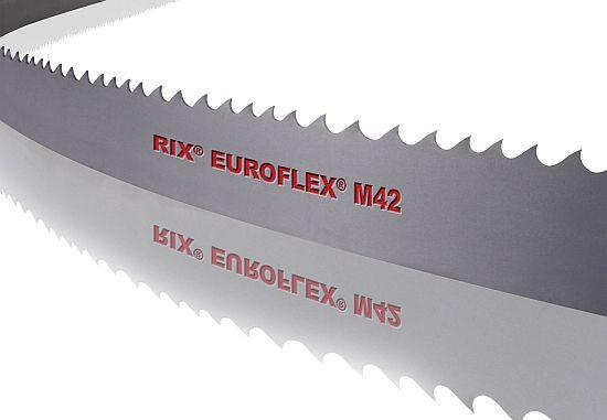 Bandlänge: 5505 - 6000 mm Bi-Metall M42 Sägeband 34x1,10 mm