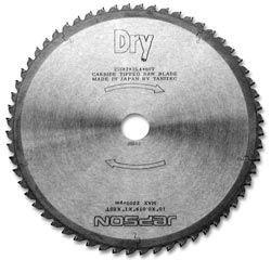 Jepson Metall Kreissägeblatt D=255 mm Z=66