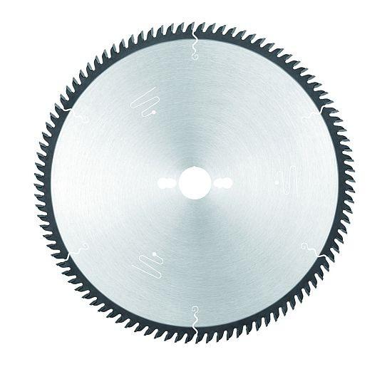 NE-Metall Sägeblatt D=250 mm Z=80