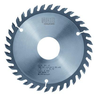 Vorritz Kreissägeblatt D=80 mm Z=10W+10W Bohrung 20 mm