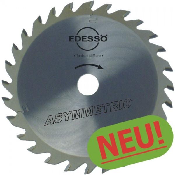 ASYMMETRIC-Sägeblatt-Feinschnitt D=225 mm Z=48