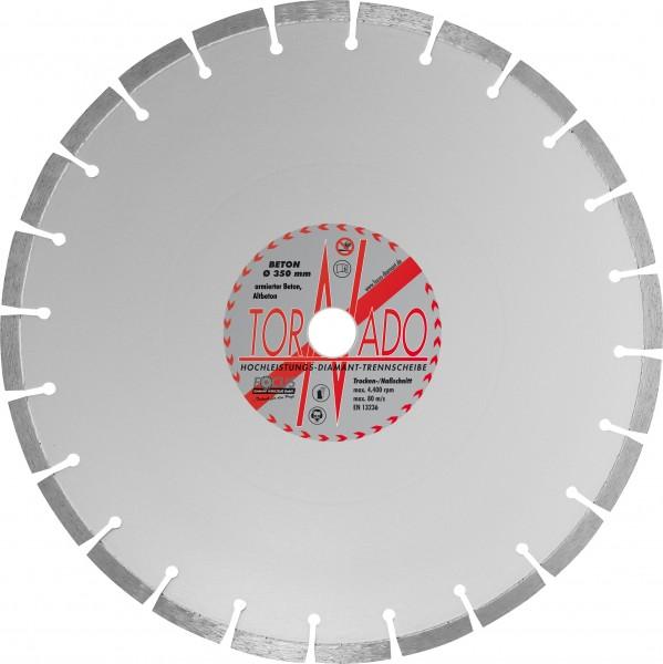 Tornado Beton Diamant Trennscheibe Ø 400 mm