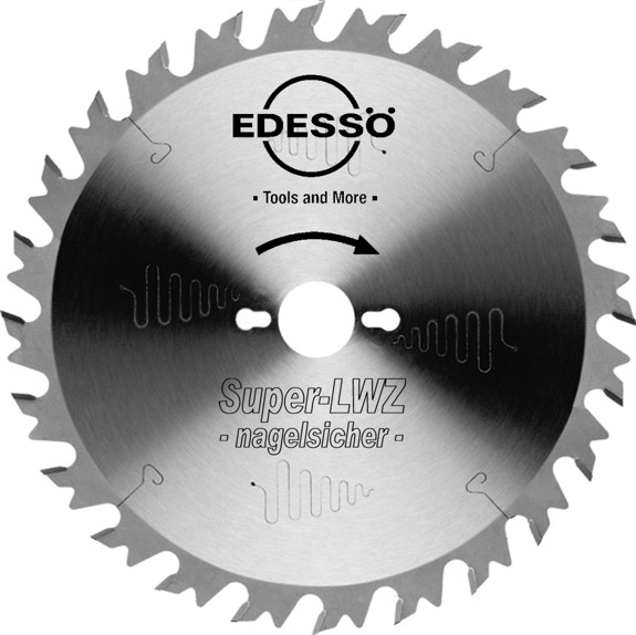Edessö HM-Kreissägeblatt 'Super-LWZ' 350 mm