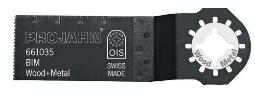 Tauchsägeblatt für Holz und Metall 28 x 50 mm - 5er Pack