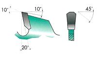Flachzahn-mit-Fase