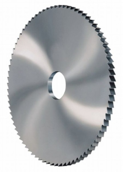 Kreissägeblatt aus Vollhartmetall (VHM) 100x1,10x22
