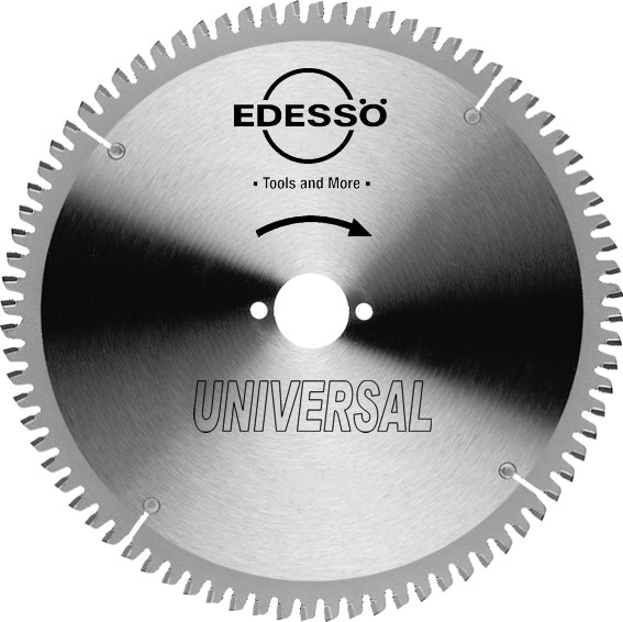 Profi-Universal Sägeblatt Ø160 mm Z=42 Bohrung 30 mm