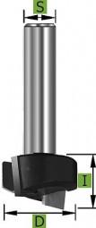 Langprofilfräser negativ Ø20,0mm