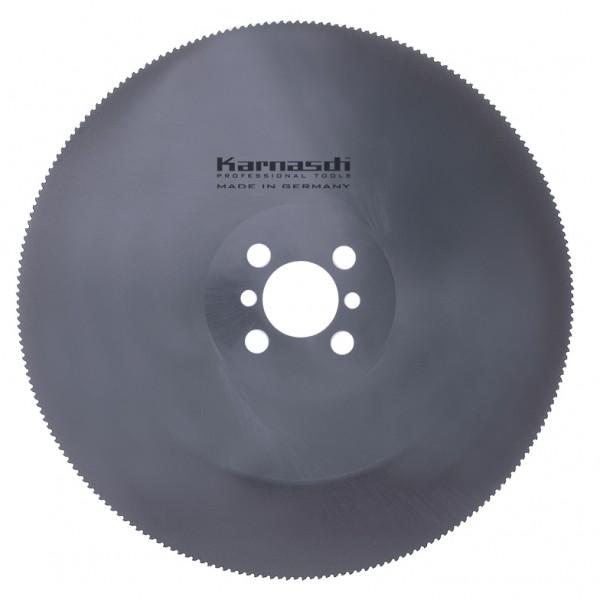 HSS-DMo5 Metallkreissägeblatt 400 x 2,5 x 50 mm