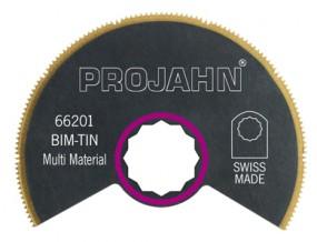 Segmentsägeblatt für Multi-Material