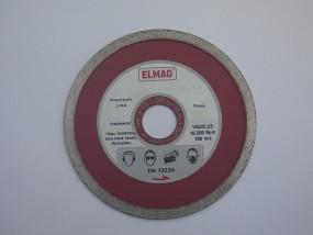 Fliesen Trennscheibe Ø 125x1,6 mm
