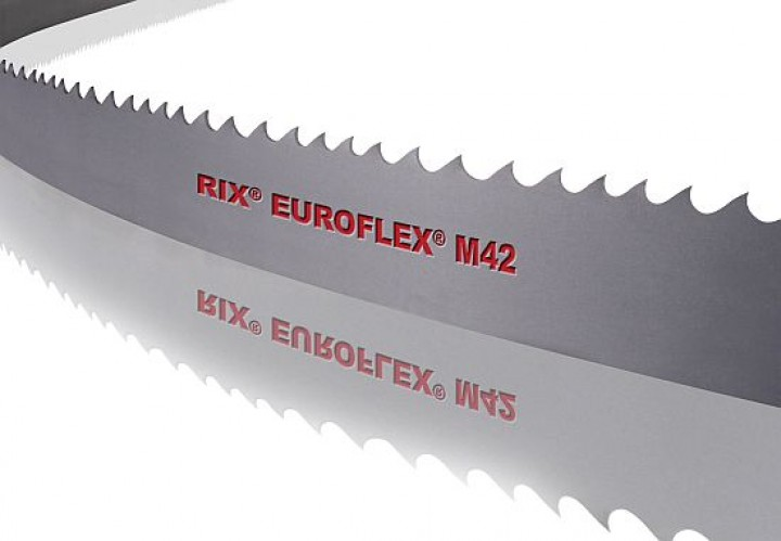 Bi-Metall M42 Sägeband 34x1,10 mm Bandlänge: 5505 - 6000 mm