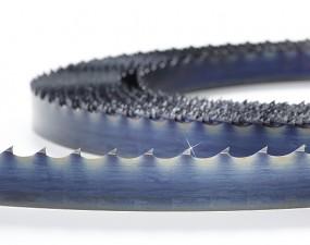 Sägebänder 20x0,50 ZpZ=3/4 Blattlängen von 5500 - 6500 mm