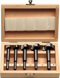 Forstnerbohrer Kassette D = 15, 20, 25, 30, 35 mm