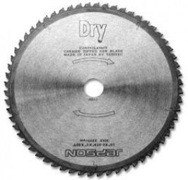Jepson Metall Kreissägeblatt D=355 mm Z=108
