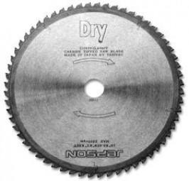Jepson Metall Kreissägeblatt D=255 mm Z=60