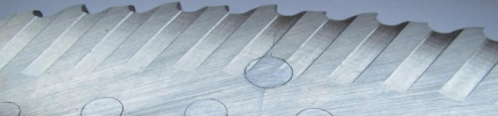 Segmentkreissägeblatt Ø400 x 4,0 x 60mm