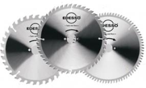 3-teiliges Kreissägeblatt Set Ø 225 mm