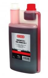 Oregon Zweitakt-Öl 1 Liter Dosierflasche