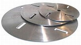 Widl Chromstahl-Schälblatt D=350 mm