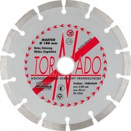 Tornado Master Diamant Trennscheibe Ø 250 mm